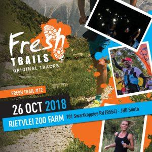 FRESH Trails #12 Rietvlei Zoo Farm – Night Race